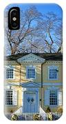 Laurel Hill Mansion IPhone Case