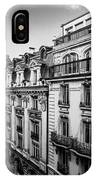 Lausanne City IPhone Case