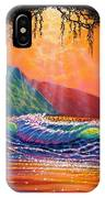 Lava Tube Fantasy 1 IPhone X Case