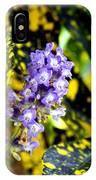 Lavendar IPhone Case
