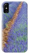 Lavendel 2 IPhone Case