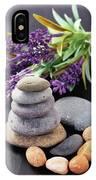 Lavender Aromatherapy IPhone X Case