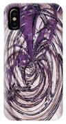 Lavender Bead Art IPhone Case