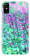Lavender Color Flowers IPhone Case