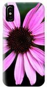 Lavender Daisy IPhone Case