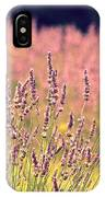 Lavender Dreams IPhone Case