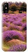 Lavender Fields 2 IPhone Case