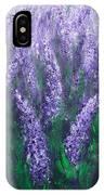 Lavender Garden II IPhone Case
