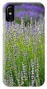 Lavender Layers IPhone Case