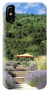 Lavender Path IPhone Case