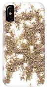 Lavender Seeds IPhone Case