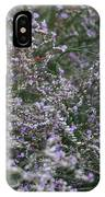 Lavender Silver Lining IPhone Case