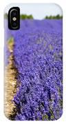 Lavender's Blue IPhone Case