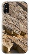 Layered Rock IPhone Case