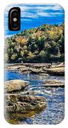 Lazy River Afternoon IPhone Case