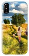 Lazy Summer Afternoon IPhone Case