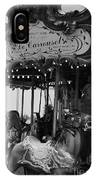 Le Carrousel IPhone Case