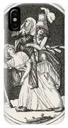 'le Grand Abus' A Cartoon Showing IPhone Case