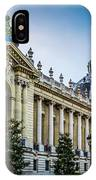 Le Petit Palais IPhone Case