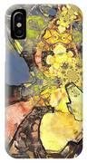 Le Printemps Des Papillons IPhone Case