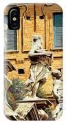 Le Statue IPhone Case