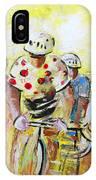 Le Tour De France 07 Acrylics IPhone Case