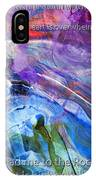 Lead Me To The Rock-psalm 61vs2 IPhone Case