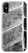 Leaf Detail IPhone Case