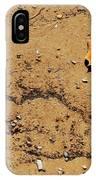 Leaf Impression IPhone X Case