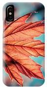 Leaf Of Light IPhone Case