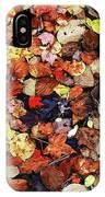 Leaf Patterns 3 IPhone Case