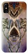 Leaf Spirit IPhone Case