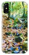 Leaf Stream IPhone Case