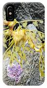 Leafy Seadragon IPhone Case