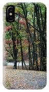 Leafy Trail IPhone Case