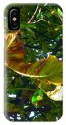Leafy Tree Image IPhone Case