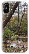 Leaning Tree IPhone Case