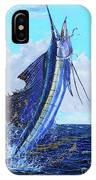 Leap Of Freedom Off0048 IPhone Case