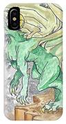 Leaping Dragon IPhone Case