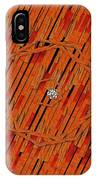 Leather In Love With A Lion IPhone Case