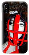 Leather Lattice IPhone Case