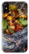 Leaves And Root IPhone Case