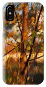 Leaves - Impressions IPhone Case