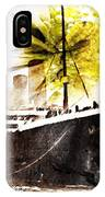 Leaving Ship IPhone Case