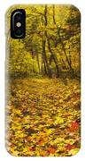 Leaving The Way IPhone Case