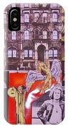Led Zeppelin  Collage Number Two IPhone Case