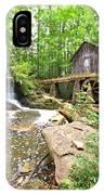 Lefler Grist Mill IPhone Case