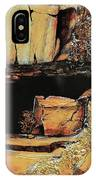Legendary Lost Dutchman Mine IPhone Case