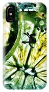 Lemon And Elderflower  IPhone Case