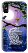 Lenore By A Cypress Tree IPhone Case